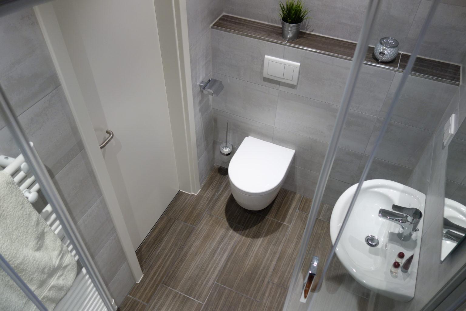Das kleine Duschbad ohne Kompromisse